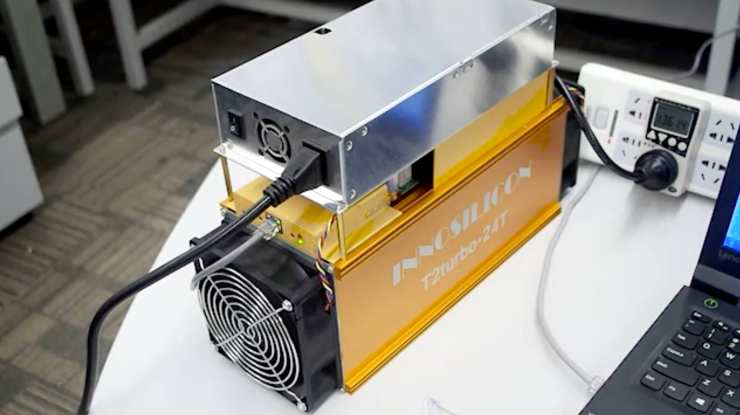 Innosilicon's T2-Turbo Bitcoin Miner is Powerful, But GMO's B3 is Still the Champ