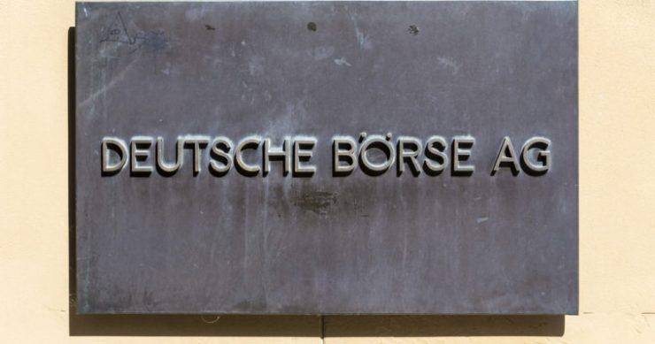 Deutsche Börse blockchain