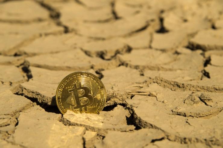 Bitcoin ETF low volume