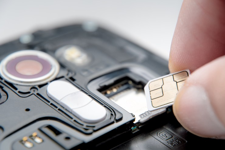 Sim card hijacking cryptocurrency hack