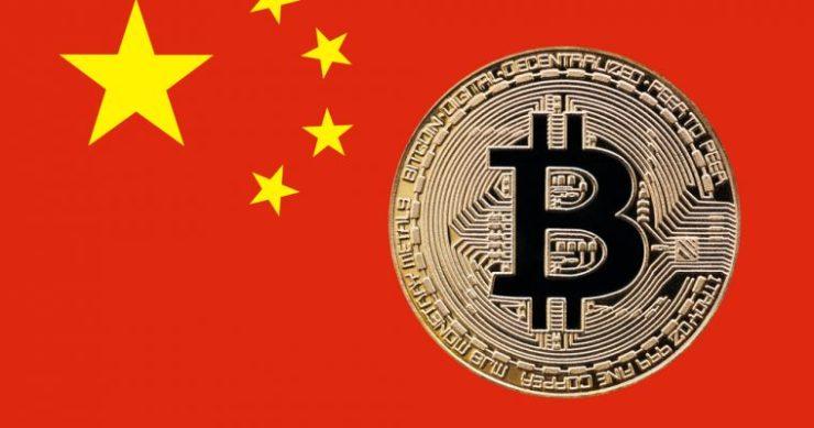 Bitcoin price china Cryptocurrency