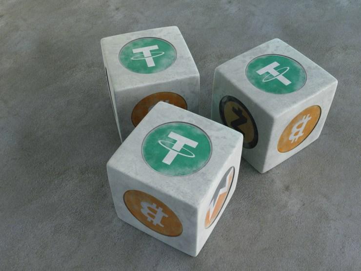 Tether bitcoin price