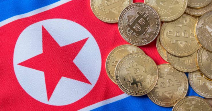 North Korea bitcoin cryptocurrency