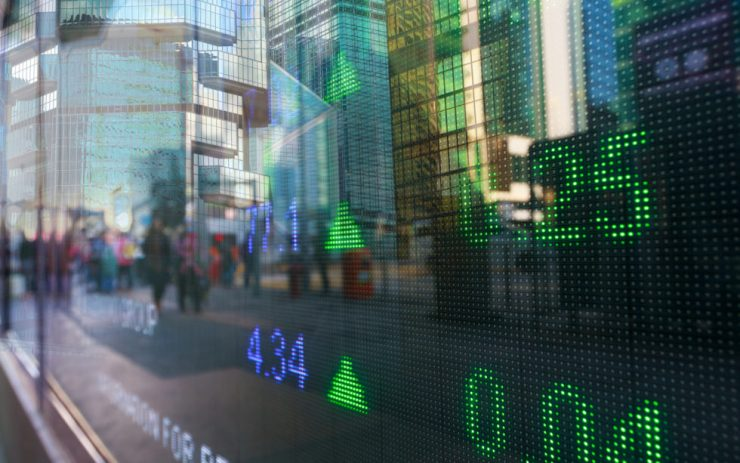 CME Bitcoin futures price volume up