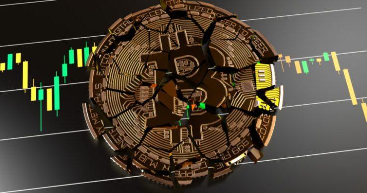 bitcoin price crack mark dow