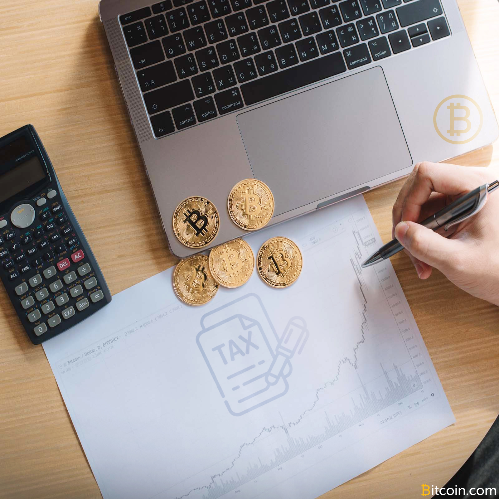 calculate cryptocurrency taxes