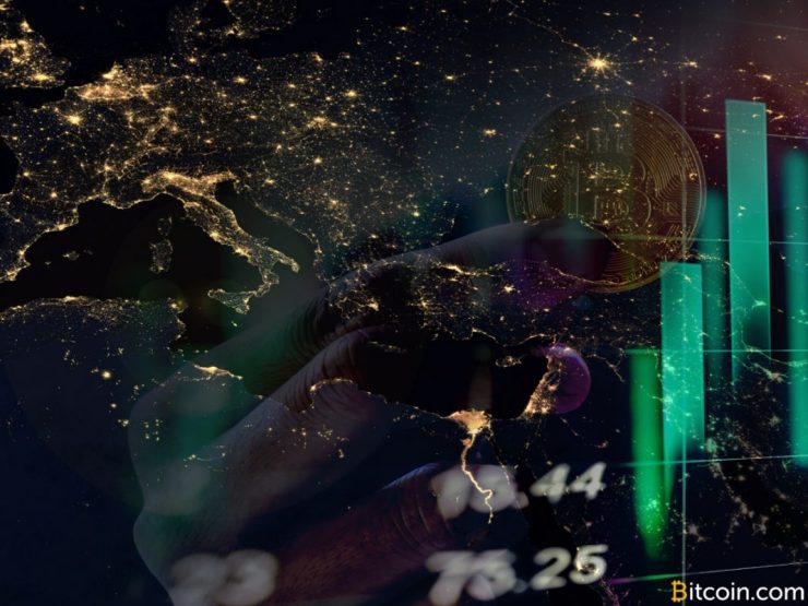 Eastern European P2P Markets See Strongest BTC Volume in Over 12 Months