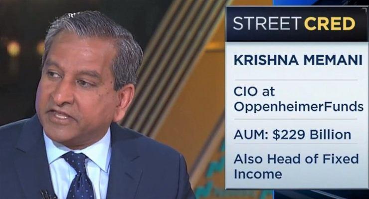 OppenheimerFunds CIO Krishna Memani