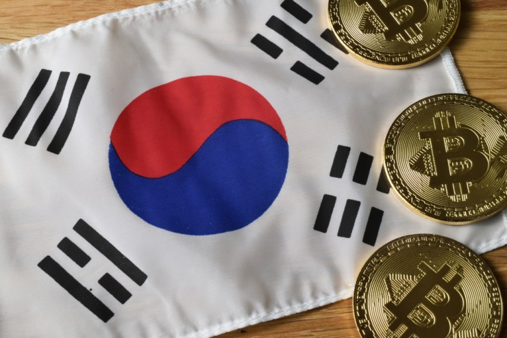 South Korea bitcoin cryptocurrency