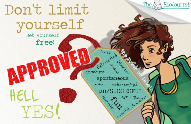 Set yourself free! Define your own Path_ the Power of Labels