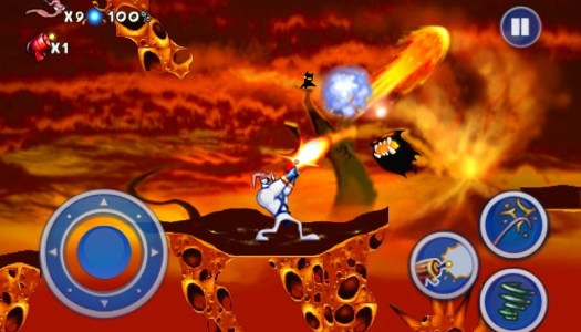 Xbox Live on Windows Phone Deal of the Week: Earthworm Jim HD