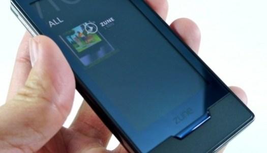 Video: Zune 4.5 Device Updates