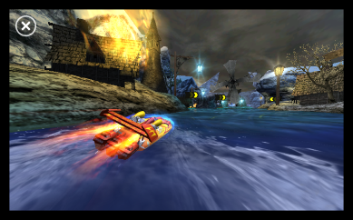 WP7 Game Review: Hydro Thunder Go