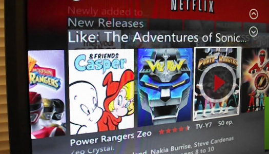 Review: Netflix for Xbox 360