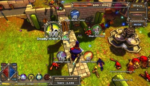 Xbox LIVE Deal of the Week: Dungeon Defenders, & Orcs Must Die!
