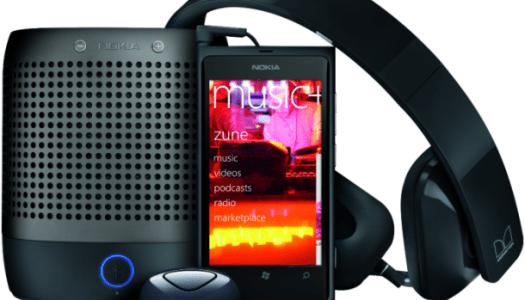 Nokia Lumia Entertainment Bundle now $599