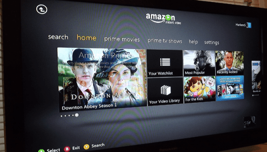 Review: Amazon Instant Video on Xbox LIVE