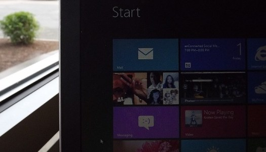 Town Square: Reinstalling Windows 8