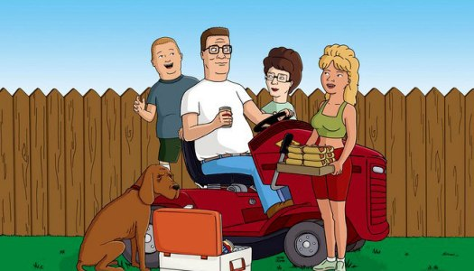 Fox's 'King of the Hill' on Sale in the Xbox Video Store