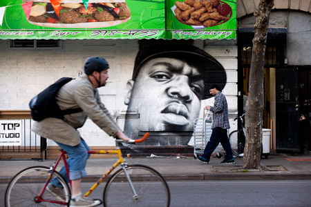 The Culture: The NY Times Profiles the Hipsterizaton of Hip-Hop's Most Historic Neighborhoods