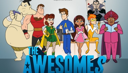Xbox Users can now watch the first episode of The Awesomes