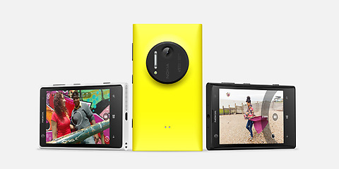 Introducing the Lumia 1020, a Windows Phone with a 41 Megapixel Camera