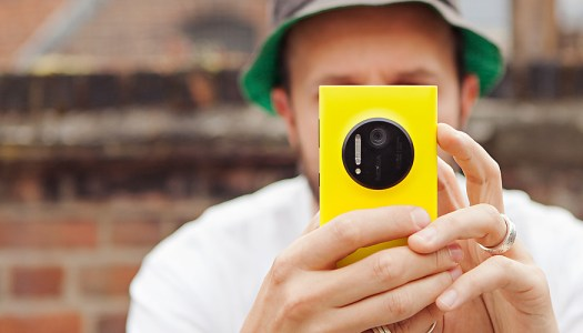 The Nokia Lumia 1020, the reviews are in