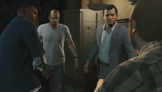 Coming Attractions: Grand Theft Auto V