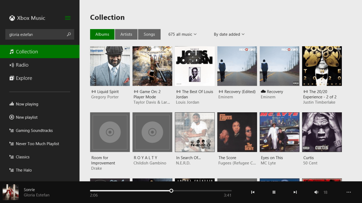 Xbox Music Review (2)