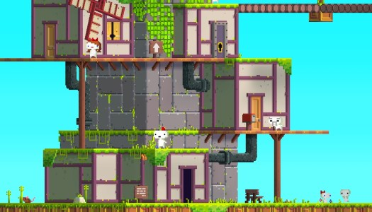 Xbox Live Countdown To 2014 Continues With Fez And More