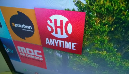 Watch Showtime Anytime on Your Xbox 360