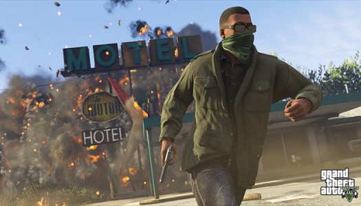 Grand Theft Auto 5 for Xbox One arrives on November 18th