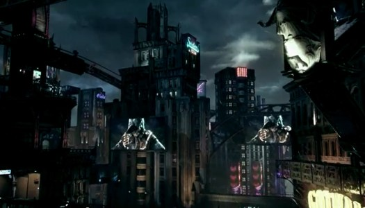 "Batman: Arkham Knight ""Gotham is Mine"" Trailer"