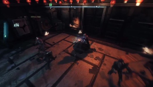Batman: Arkham Knight 'Time To Go To War gameplay delivers the action