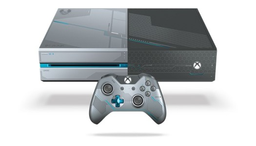 Halo 5 Xbox One Bundle and a slew of accessories are coming