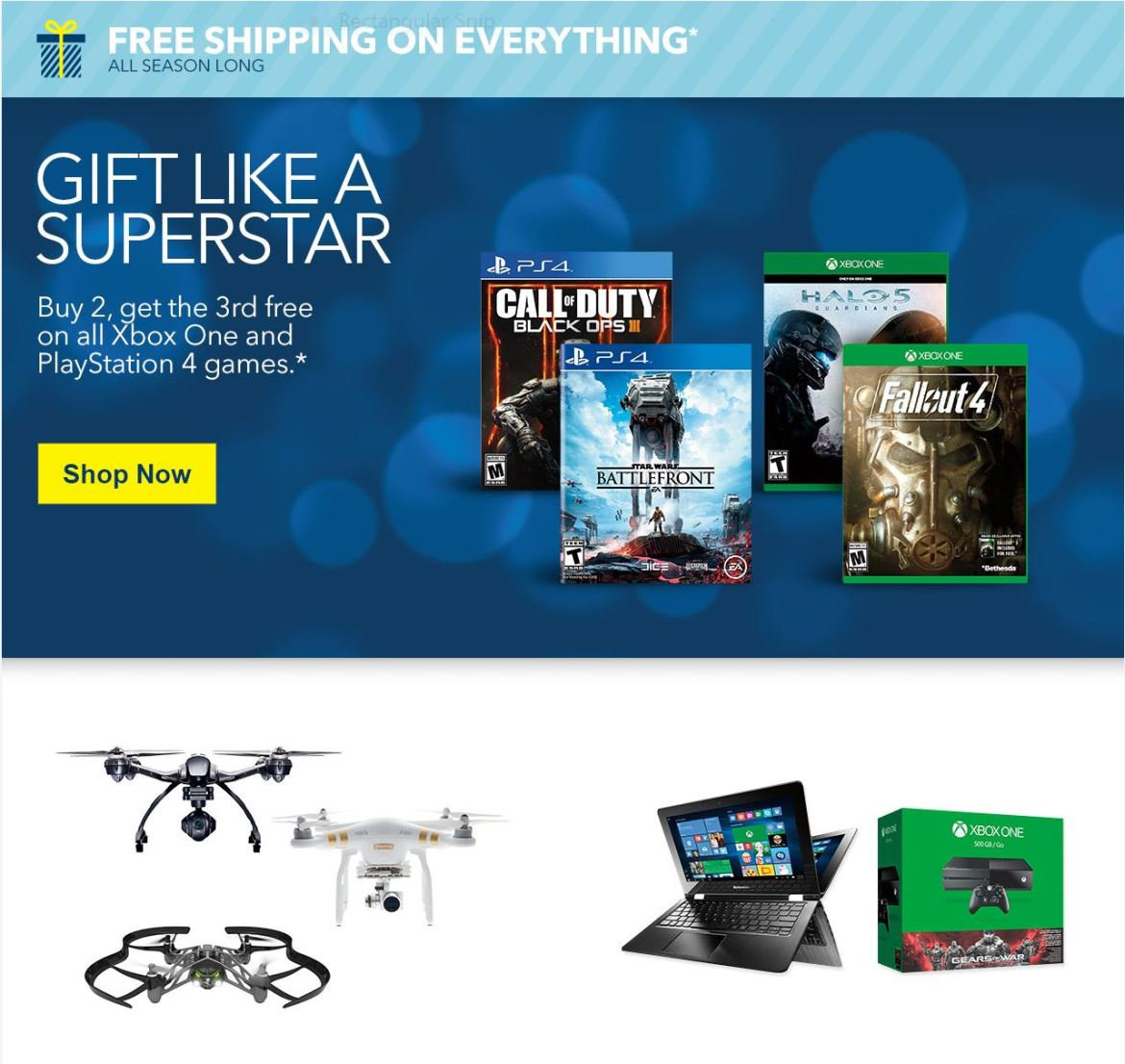 best buy xbox one deals holiday 2015