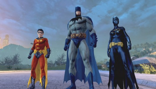 DC Universe Online is coming to Xbox One