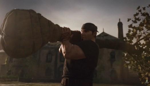'Gears of War 4' launch trailer
