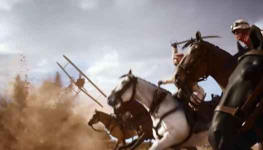 Tonight on Xbox Live: Battlefield 1 Open Beta