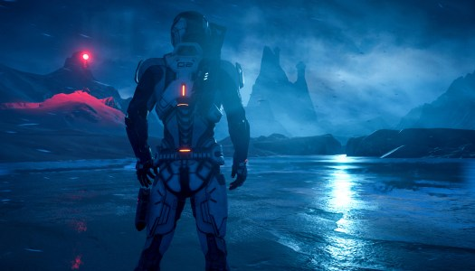 A taste of Mass Effect Andromeda has me wanting more