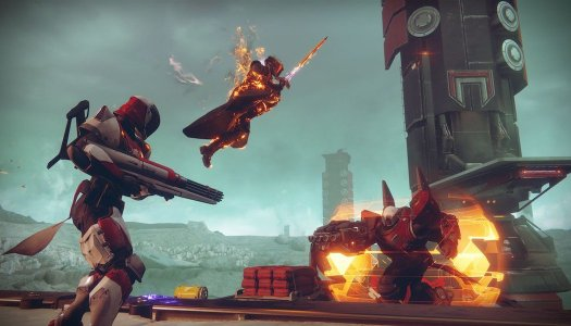 The Culture: Destiny 2 picks up a Dragon Ball Z multiplayer emote because we're all adults here