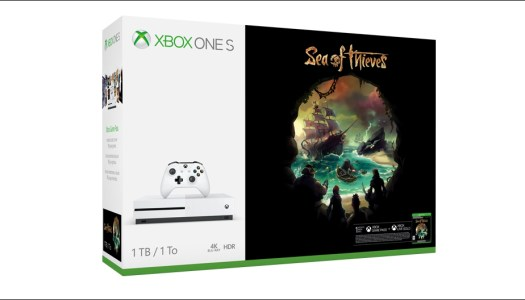 Pirates, get your Sea of Thieves Xbox One Bundle soon