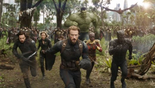 At the Movies: Avengers Infinity War review