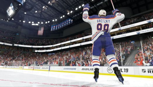 Tonight on Xbox Live: Play the NHL 19 Beta
