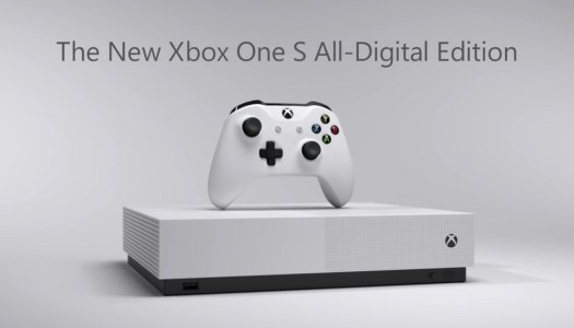 Xbox One S All-Digital Edition is the console you need without the disc drive you don't