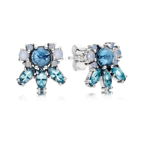 Pandora Jewelry Patterns of Frost earrings