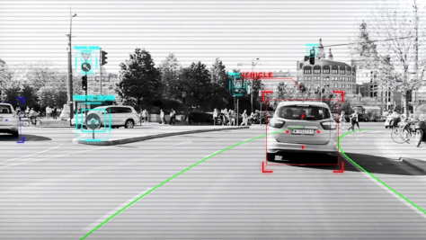 Testing the tech that will power BMW's self-driving cars