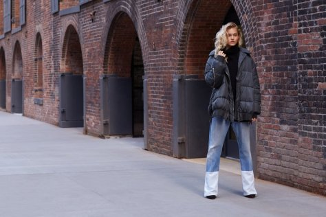 What to Try: Puffer Jackets