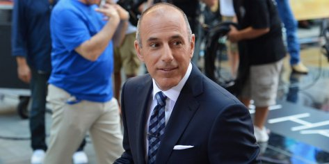 3. Matt Lauer: $20 million
