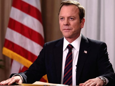 "$300,000 – Keefer Sutherland, ""Designated Survivor"" (ABC)"